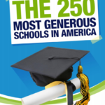 250 Most Generous Schools